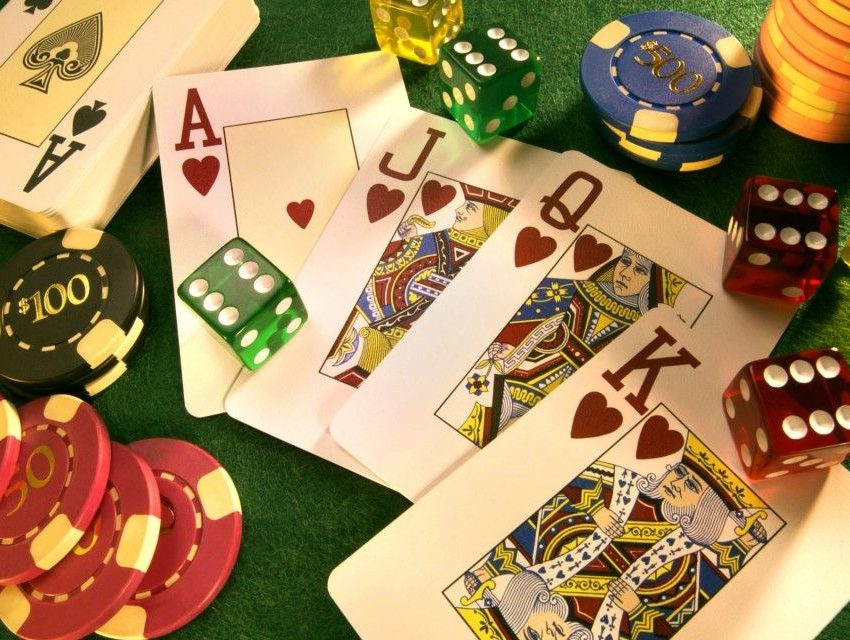 Are You Embarrassed By Your Casino Skills? This is What To Do