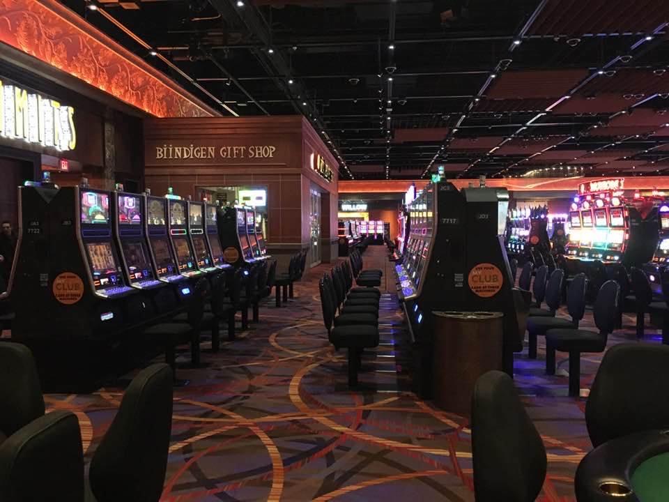 The Dispute Over Gambling